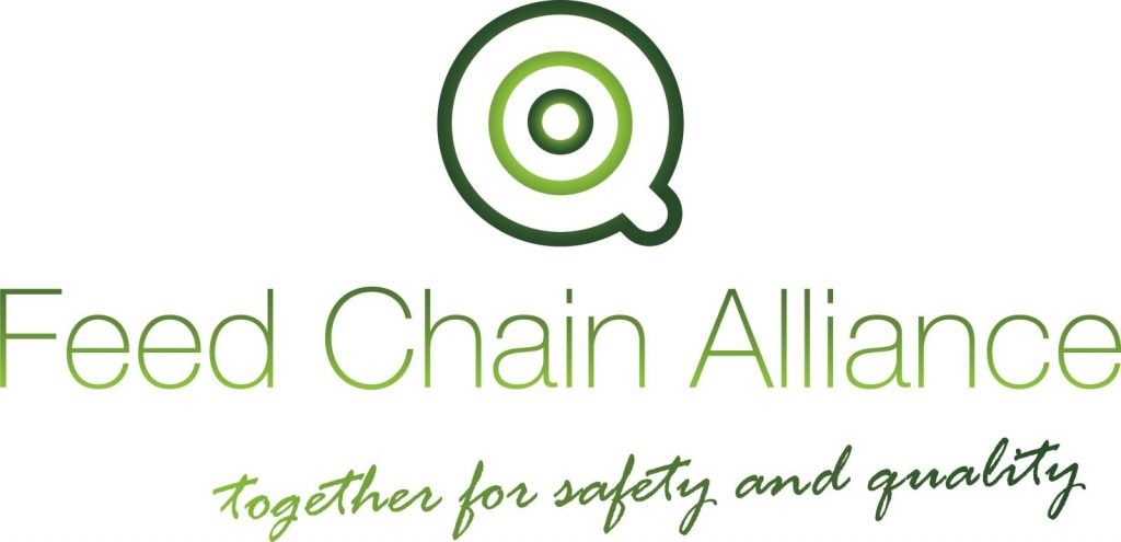 Logo Feed Chain Alliance voor kwaliteitsvolle dieren voeders